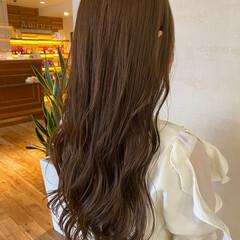大人可愛い 美髪 フェミニン 大人カジュアル ヘアスタイルや髪型の写真・画像