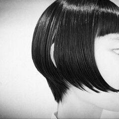 ショート ショートボブ 大人グラボブ ショートヘア ヘアスタイルや髪型の写真・画像