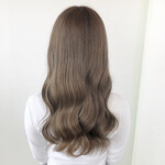 髪質改善 髪質改善トリートメント ナチュラル ミルクティーベージュ
