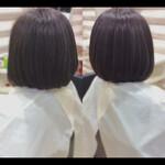 髪質改善トリートメント ボブ ナチュラル 艶髪