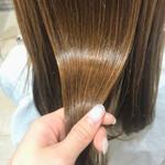髪質改善トリートメント ツヤ髪 髪質改善 ツヤツヤ