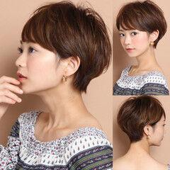 吉瀬美智子 ショート 辺見えみり 波留 ヘアスタイルや髪型の写真・画像