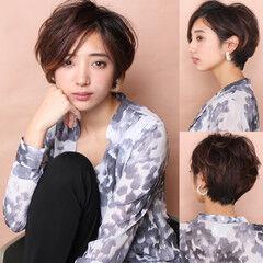 田丸麻紀 吉瀬美智子 ナチュラル 波留 ヘアスタイルや髪型の写真・画像