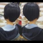 ショートボブ ショートヘア ショート 髪質改善