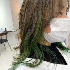 透明感 ナチュラル アンニュイ 簡単スタイリング ヘアスタイルや髪型の写真・画像