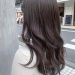 ナチュラル 韓国ヘア 地毛風カラー 暗色カラー