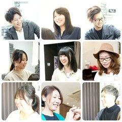 頭皮ケア 髪質改善 ナチュラル 名古屋市守山区 ヘアスタイルや髪型の写真・画像