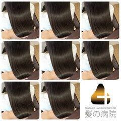頭皮ケア ロング 名古屋市守山区 髪の病院 ヘアスタイルや髪型の写真・画像