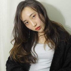 セクシー こなれ感 秋冬スタイル 大人女子 ヘアスタイルや髪型の写真・画像