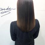 髪質改善トリートメント 艶髪 トリートメント 美髪