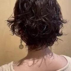 ショートヘア  ボブ ショート ヘアスタイルや髪型の写真・画像