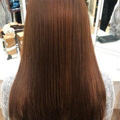 髪の病院 ロング 名古屋市守山区 トリートメント ヘアスタイルや髪型の写真・画像