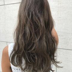 ハイトーン 女子会 外国人風 デート ヘアスタイルや髪型の写真・画像