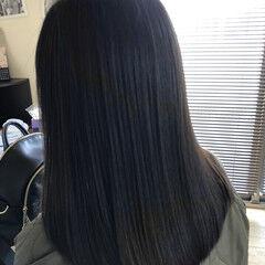 髪の病院 名古屋市守山区 ナチュラル トリートメント ヘアスタイルや髪型の写真・画像