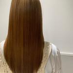 髪質改善 ハイトーン トリートメント ツヤ髪