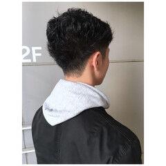 刈り上げ メンズヘア メンズショート ショート ヘアスタイルや髪型の写真・画像