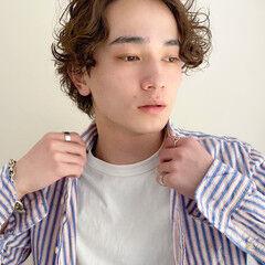 ナチュラル ショート メンズマッシュ メンズショート ヘアスタイルや髪型の写真・画像