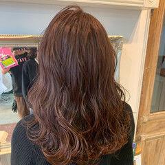くすみカラー ラベンダーアッシュ ピンクラベンダー ラベンダーピンク ヘアスタイルや髪型の写真・画像