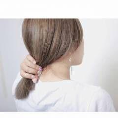 ミディアム ストリート パンク マルサラ ヘアスタイルや髪型の写真・画像