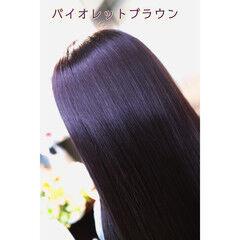 大人ヘアスタイル ロング ブラウン 大人女子 ヘアスタイルや髪型の写真・画像