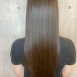 髪質改善 ショートボブ ナチュラル 髪質改善トリートメント