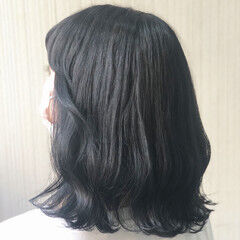 ブリーチ ブルージュ ミディアム ガーリー ヘアスタイルや髪型の写真・画像