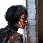黒髪 ショート モード