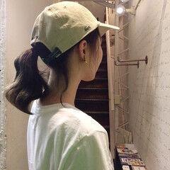 文山勝典さんが投稿したヘアスタイル