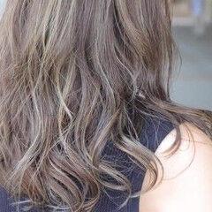 ベージュ シアーベージュ N.オイル ナチュラル ヘアスタイルや髪型の写真・画像