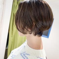 ハンサムショート コンサバ ショート お手入れ簡単!! ヘアスタイルや髪型の写真・画像