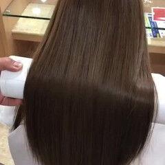 セミロング デート 髪質改善 おしゃれさんと繋がりたい ヘアスタイルや髪型の写真・画像