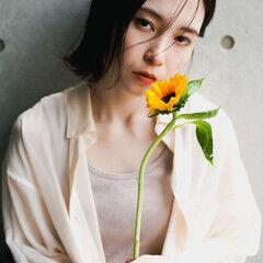 高円寺 ショートボブ ショートヘア フェミニン ヘアスタイルや髪型の写真・画像