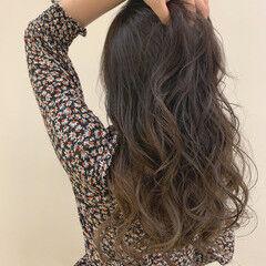 デート 夏 ヘアアレンジ 黒髪 ヘアスタイルや髪型の写真・画像