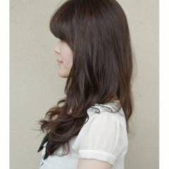 春 ロング 夏 フェス ヘアスタイルや髪型の写真・画像