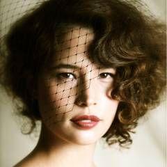 外国人風 大人女子 クラシカル ボブ ヘアスタイルや髪型の写真・画像