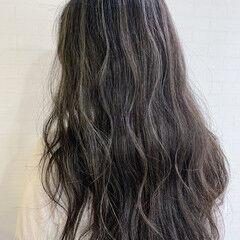西海岸風 ヘアアレンジ ナチュラル オフィス ヘアスタイルや髪型の写真・画像