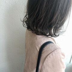 ハイライト 外ハネボブ ミニボブ モテボブ ヘアスタイルや髪型の写真・画像