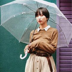ナチュラル 木村カエラ 女子力 マッシュ ヘアスタイルや髪型の写真・画像