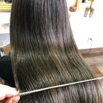髪質改善 美髪 髪質改善トリートメント 縮毛矯正