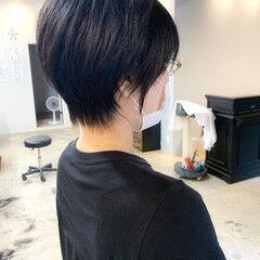 ショート デート アウトドア コンサバ ヘアスタイルや髪型の写真・画像