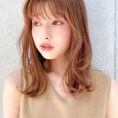 レイヤースタイル 愛され 大人可愛い モテ髪 ヘアスタイルや髪型の写真・画像