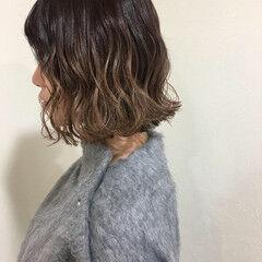 ガーリー ボブ ミニボブ スタイルチェンジ ヘアスタイルや髪型の写真・画像