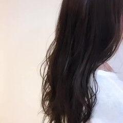 ゆるウェーブ ママヘア ナチュラル ゆるふわセット ヘアスタイルや髪型の写真・画像