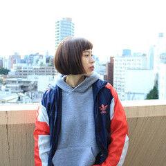【ショートボブ似合わせ】スペシャリスト佐野元気さんが投稿したヘアスタイル