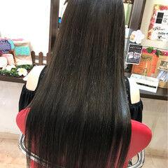 大人かわいい エクステ 女子会 ロング ヘアスタイルや髪型の写真・画像