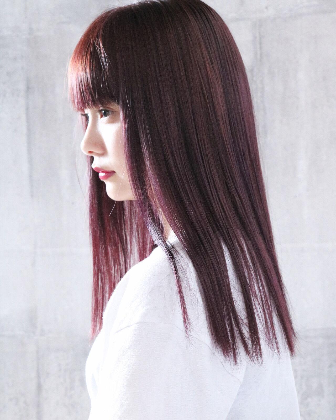 ミルクティーベージュ ピンクベージュ ピンクラベンダー ピンクアッシュヘアスタイルや髪型の写真・画像