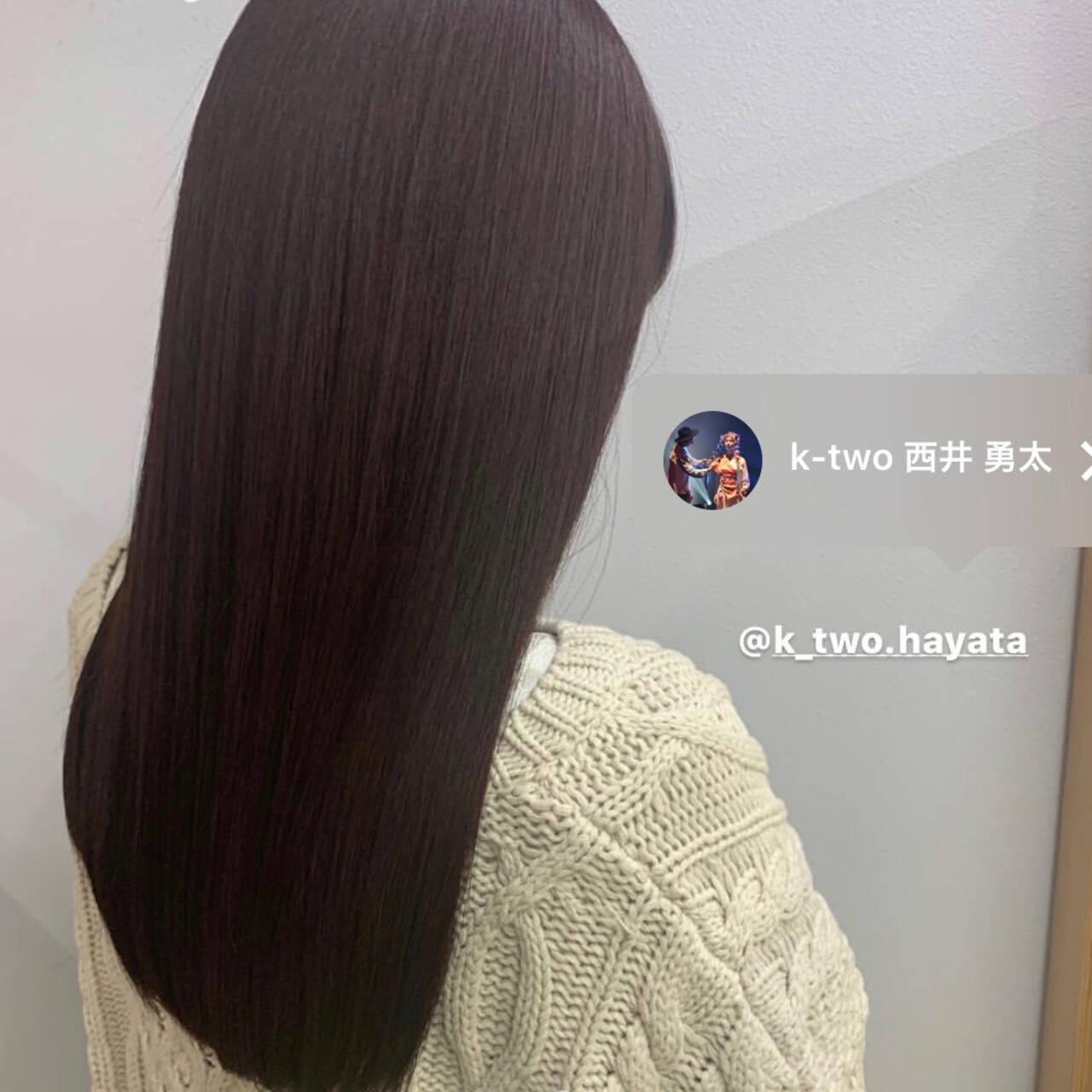 サイエンスアクア TOKIOトリートメント 髪質改善 oggiottoヘアスタイルや髪型の写真・画像