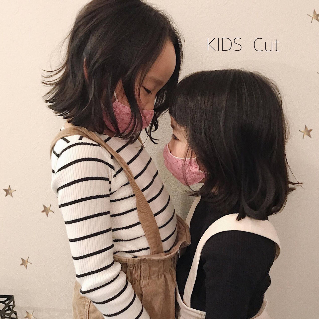 キッズ ミディアム キッズカット 子供ヘアスタイルや髪型の写真・画像