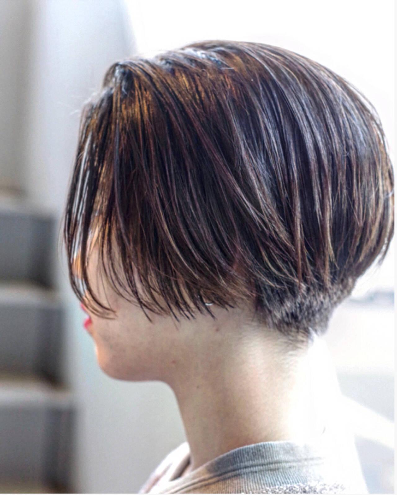 スポーツ ショート クール ハンサムショートヘアスタイルや髪型の写真・画像