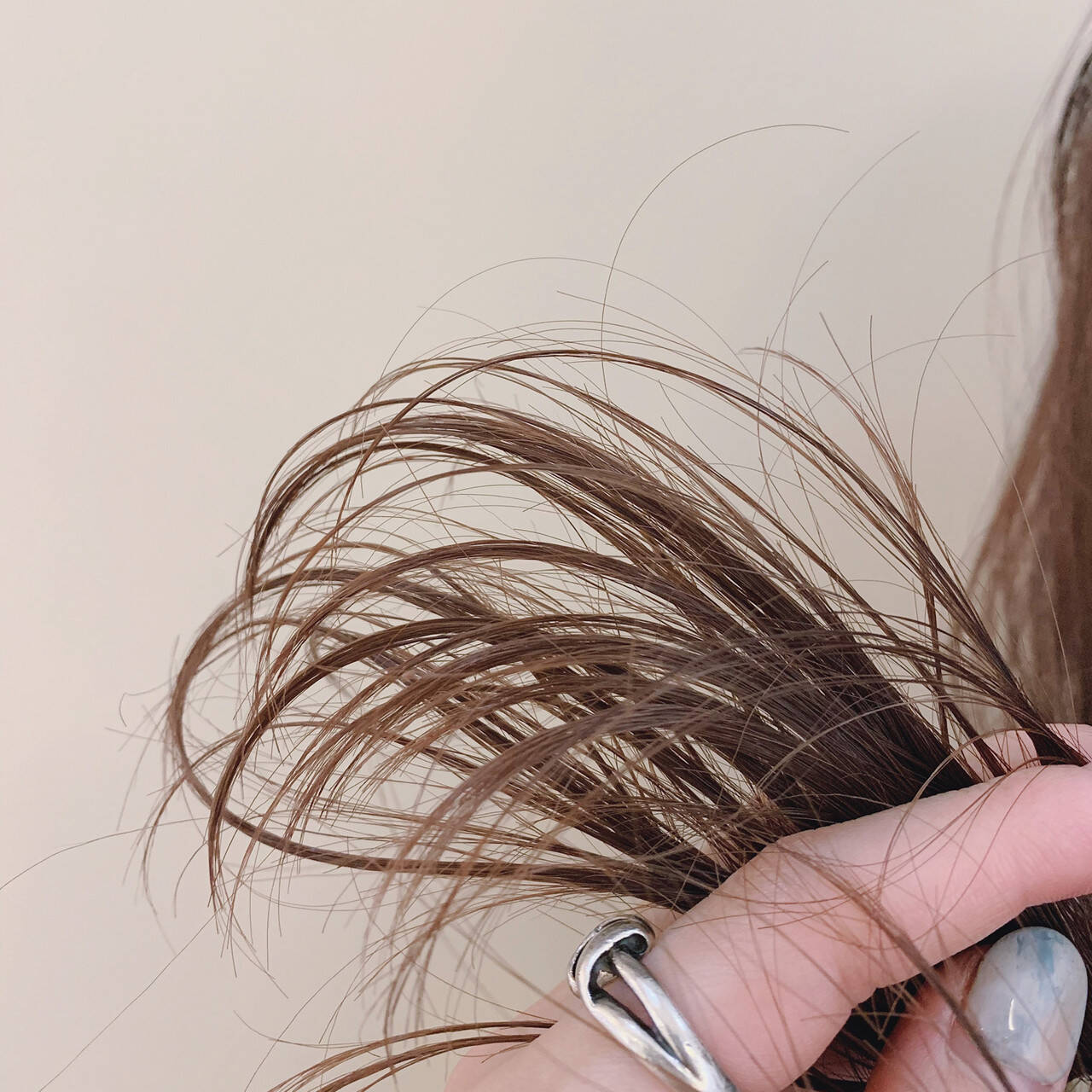 ヘアアレンジ ベージュ ナチュラル ハイライトヘアスタイルや髪型の写真・画像